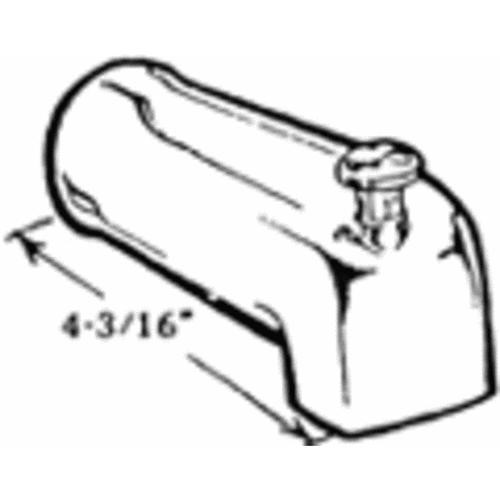 United States Hdwe. Tub Spout