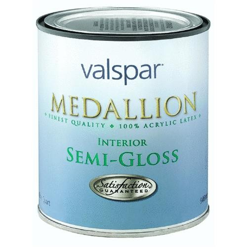 Valspar Medallion 100% Acrylic Interior Latex Semi-gloss Wall And Trim Paint