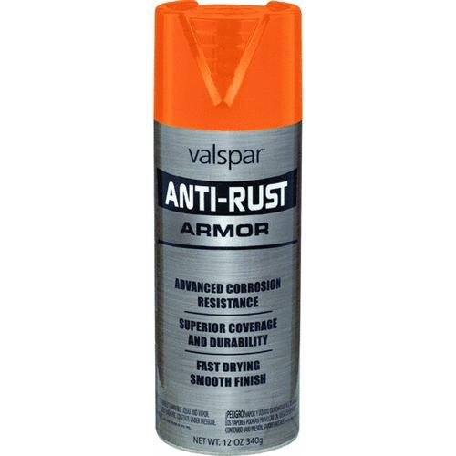 Valspar Valspar Safety Color Anti-Rust Spray Enamel
