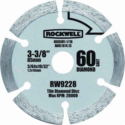 Worx/Rockwell VersaCut Mini Circular Saw Blade