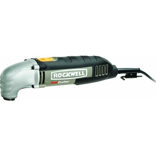 Worx/Rockwell Rockwell SoniCrafter 3.5A Variable Speed Oscillating Tool Kit