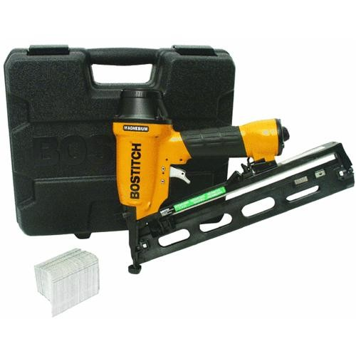 Stanley Bostitch Angled Stick Finish Nailer Kit