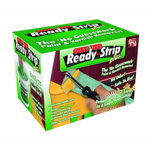 Sunnyside Corp. Ready Strip Plus Paint and Varnish Remover Kit
