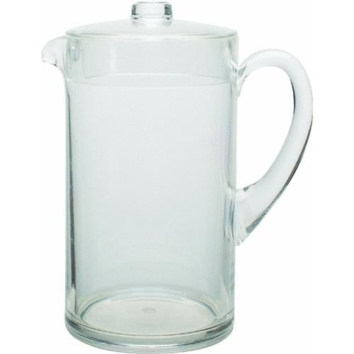 Zak Designs Clear Pitcher With Lid