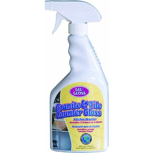 T R Industries Counter-Gloss Cleaner