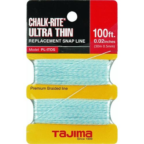 TAJIMA TOOL Tajima Chalk-Rite Replacement Chalk Line