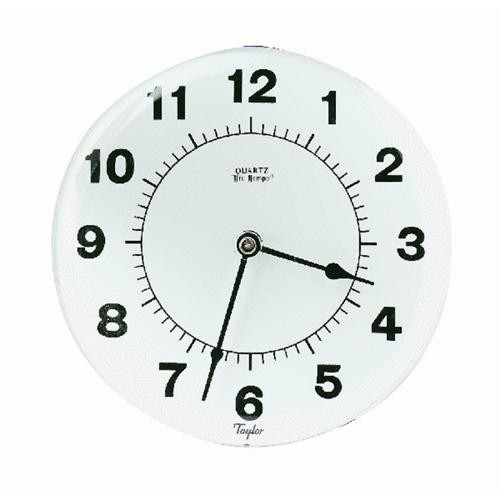Taylor Precision Vintage Collection Patio Clock