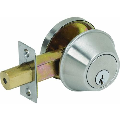 Tell Mfg. Inc. Commercial Single Cylinder Deadbolt