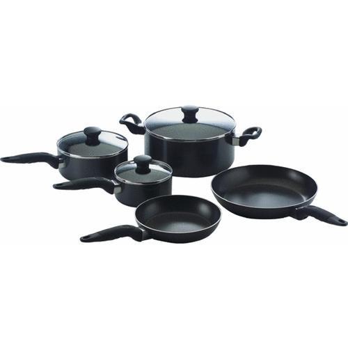 T-Fal/Wearever Mirro 10-Piece Nonstick Cookware Set