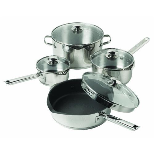 T-Fal/Wearever Wearever Cook & Strain Cookware Set