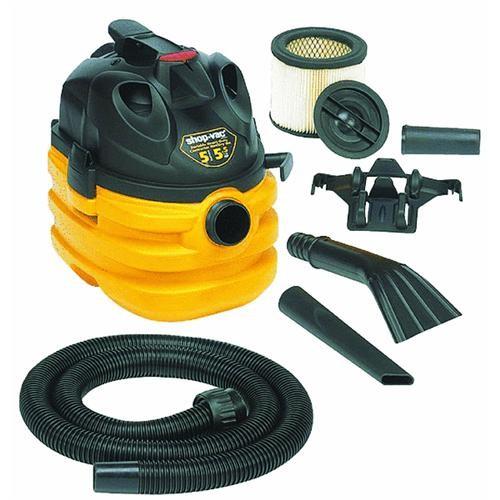 Shop-Vac Shop Vac 5 Gallon Portable Wet/Dry Vacuum