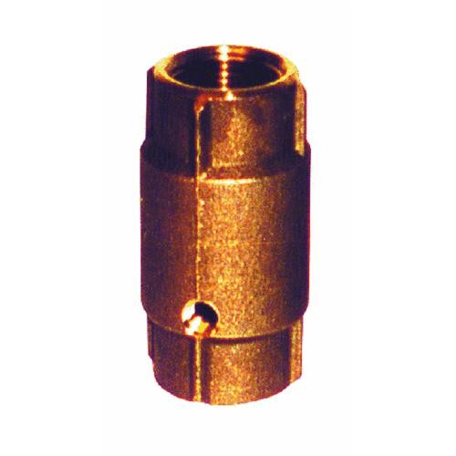 Simmons Mfg. Double Tapped Check Valve
