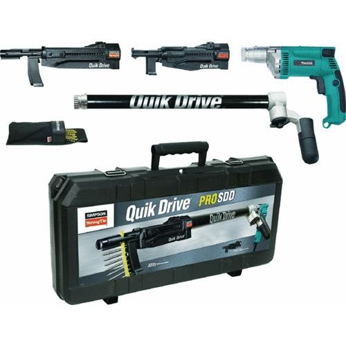Simpson Strong-Tie Quik Drive Auto Feed Screwdriver Kit