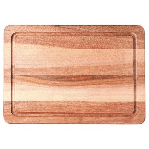 Snow River Products Turkey Hardwood Cutting Board