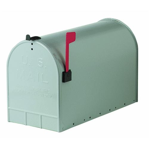 Solar Group Deluxe No. T3 Rural Mailbox