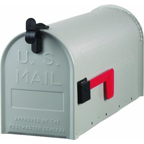 Solar Group Deluxe No. T1 Rural Mailbox