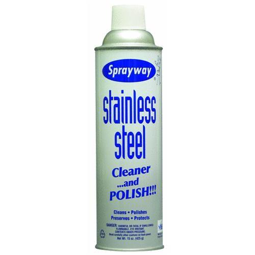 Sprayway Sprayway Stainless Steel Cleaner