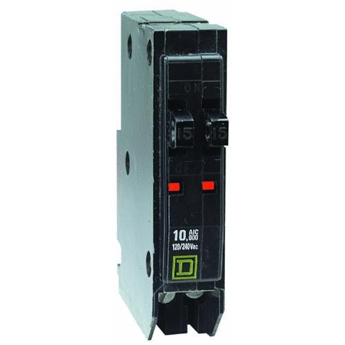 Square D Co. Square D QO Single Pole Tandem Circuit Breaker
