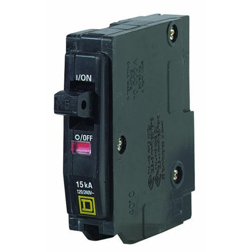 Square D Co. Square D QO Single Pole Circuit Breaker