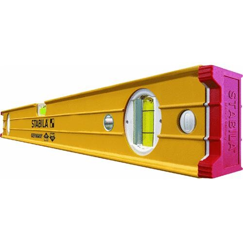 Stabila Magnetic Aluminum Box Frame Level