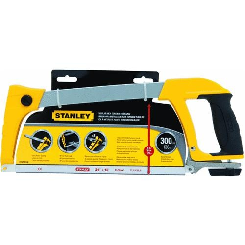 Stanley Tubular High-Tension Hacksaw