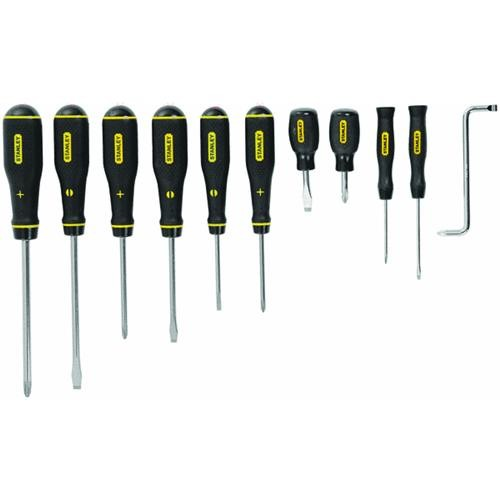 Stanley Prodriver 11-Piece Screwdriver Set