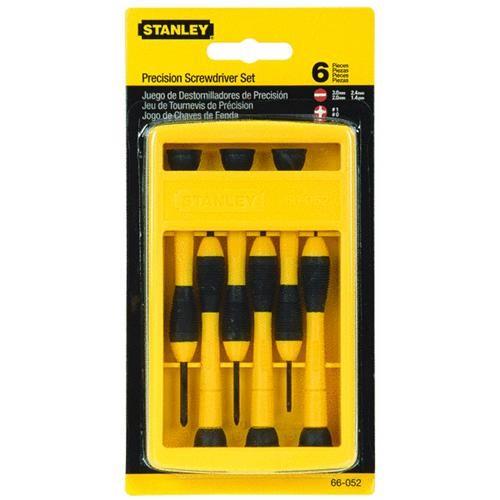 Stanley Precision Screwdriver Set