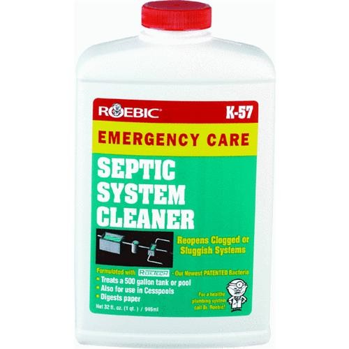 Roebic Laboratories Roebic Septic Tank Treatment And Cesspool Cleaner