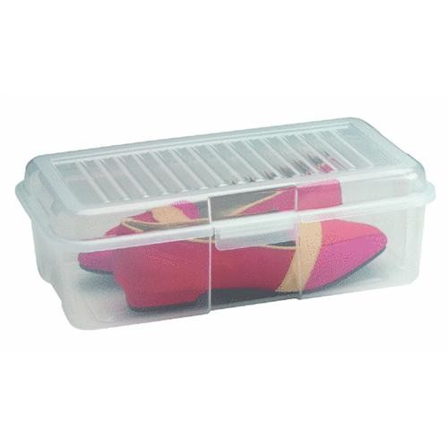 Rubbermaid Home Snap Case Storage Tote