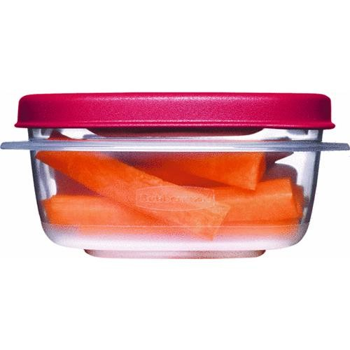 Rubbermaid Home Easy-Find Lids Food Storage Container