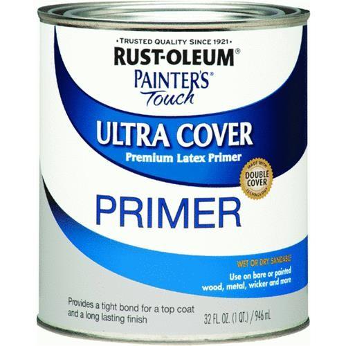 Rust Oleum RustOleum Painter's Touch Latex Interior/Exterior Primer