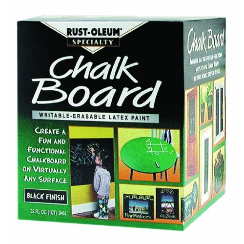 Rust Oleum Chalk Board Finish