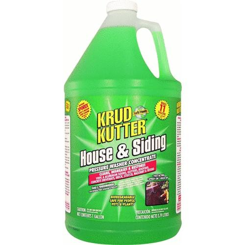 Rust Oleum Krud Kutter House And Siding Pressure Washer Concentrate