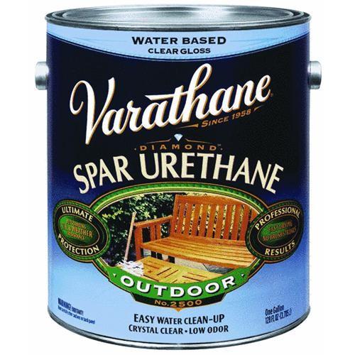 Rust Oleum Varathane Water-Based Exterior/Spar Varnish