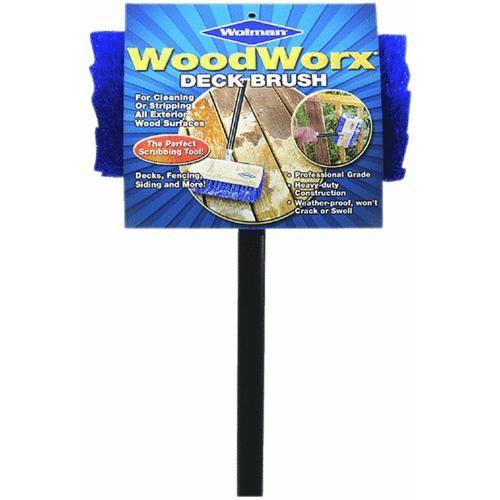 Rust Oleum Wolman Wood Worx Deck Brush