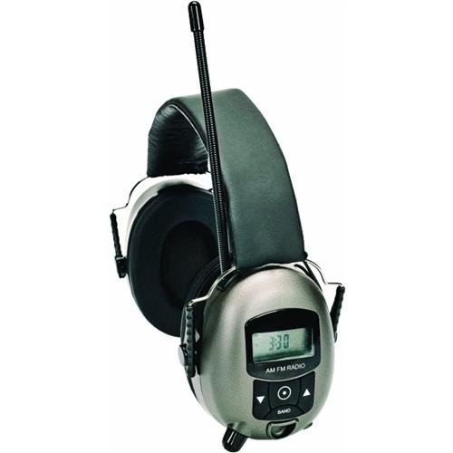 SAFETY WORKS INCOM Radio Earmuffs