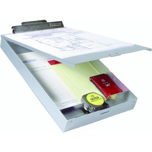 Saunders MFG Co Inc Redi-Rite Aluminum Storage Clipboard