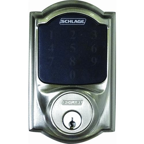 Schlage Lock Touchscreen Electronic Deadbolt
