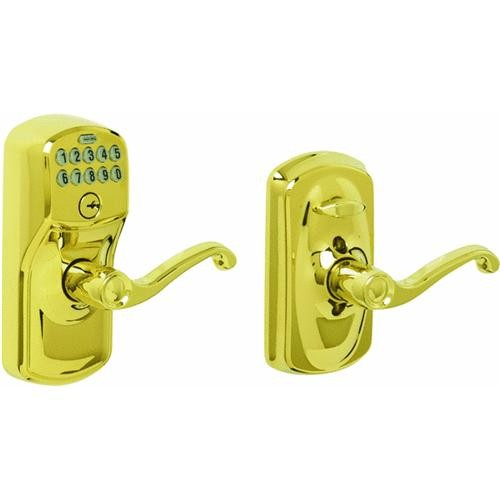 Schlage Lock Plymouth Electronic Keypad Entry Lock