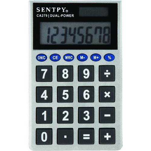 Sentry Industries Jumbo Key Pocket Calculator