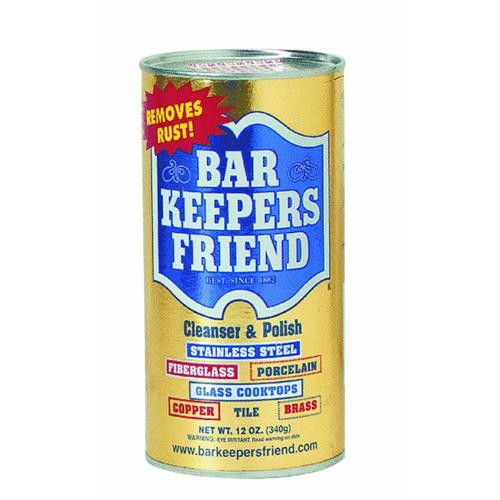 Ser-Vaas Lab. Bar Keepers Friend