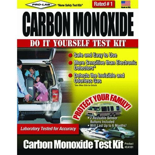 Pro Lab Inc. Carbon Monoxide Test Kit