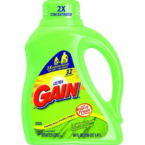 Procter & Gamble Gain 2X Liquid Laundry Detergent