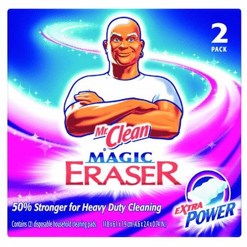 Procter & Gamble Mr. Clean Magic Eraser with Extra Power