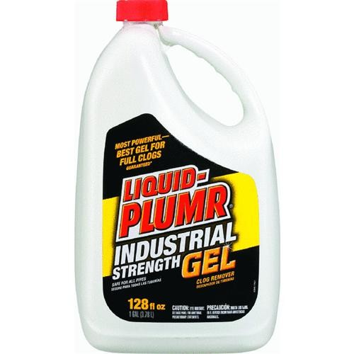 Clorox/Home Cleaning Liquid-Plumr Industrial Strength Liquid Drain Cleaner