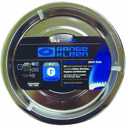 Range Kleen Round Reflector Gas Drip Pan
