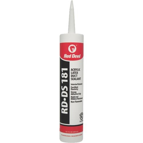 Red Devil Red Devil Acrylic Latex Duct Sealant