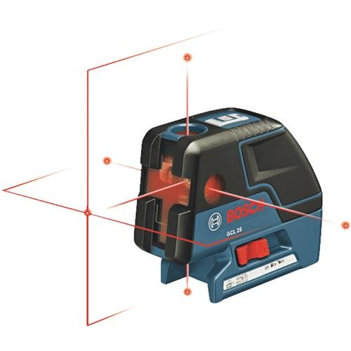 Robt. Bosch Tool Bosch 5-Point Self-Leveling Cross Line Laser Level