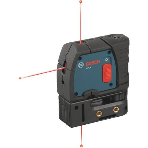 Robt. Bosch Tool Bosch 3-Point Self-Leveling Alignment Laser Level