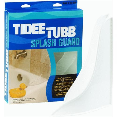 Plumb Pak/Keeney Mfg. Tub And Shower Splash Guard